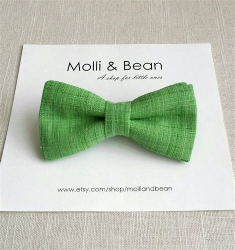 the baby newborn toddler boys bow tie bow