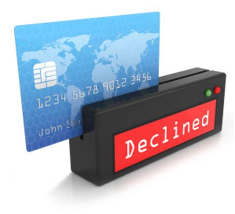Your Credit Card Was Declined Letter 7 reasons your credit card gets blocked and 7 tips for