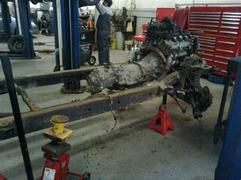 Toyota Tacoma Frame Replacement Frame Replacement Tacoma World