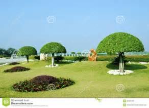 d 233 coration d arbre de jardin images libres de droits