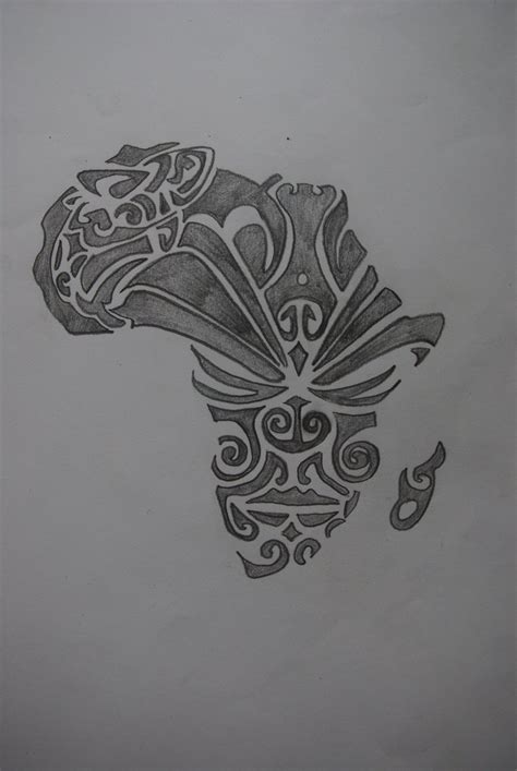african pattern tattoo african tattoos and designs page 32