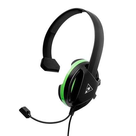 Turtle Headphones For Next Level Gaming by Turtle Tbs 2408 02 Xb1 Recon Chat Headset Xbox One