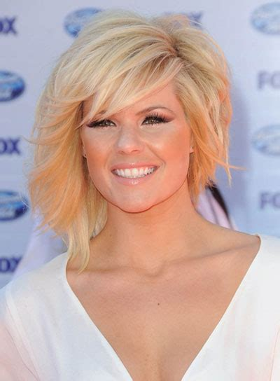 kimberly caldwell hair back view kimberly caldwell short hairstyle celebrity hairstyle