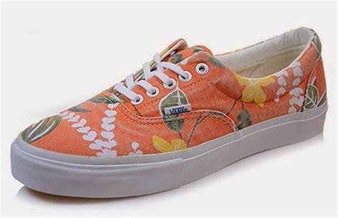 Sepatu Vans Floral all about shoes