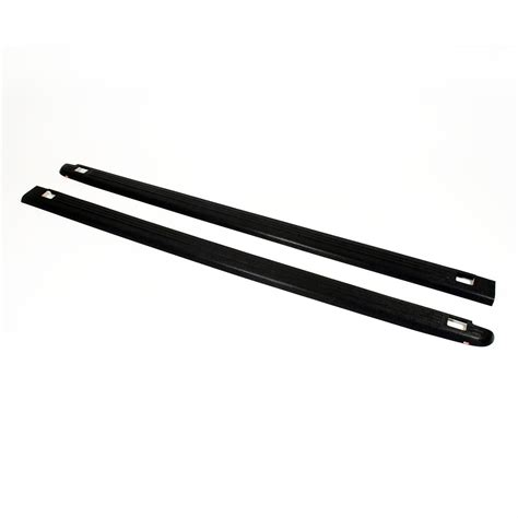 bed rail caps wade automotive bed rail caps ribbed style plastic black dodge pair 72 01451 ebay