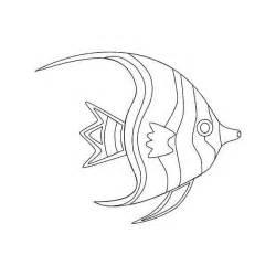 Free Beautiful Moon Fish Sea Animals Coloring Page   Download & Print