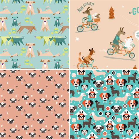 wallpaper dog design dog fabric and wallpaper designs at spoonflower dog milk
