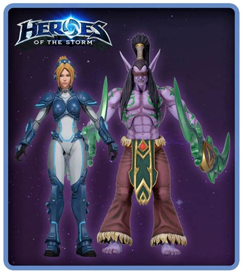Figure Heroes Of The Starcraft terra starcraft heroes of the figure series 1 at cmdstore