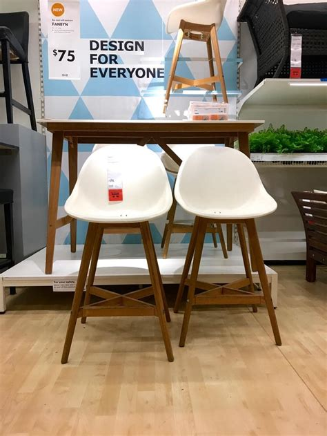 Fanbyn Bar Stool Review by What You Should Buy At Ikea This Summer Renovations