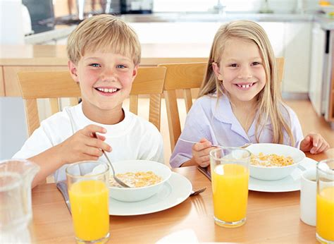 is eating breakfast really that how to get your kids to eat breakfast