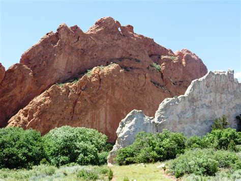 Garden Of The Gods Rock Formations Day Ride To Garden Of The Gods Don Moe S Travel Website