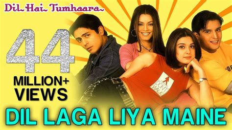download film dil laga liya download dil laga liya maine dil hai tumhaara preity arjun