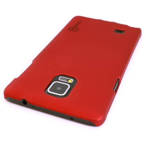 hard rubberized plastic matte phone cover case for samsung