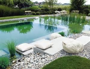 Natural Pool by Natural Swimming Pools Natural Landscaping Gardening