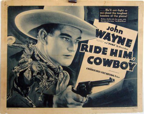 cowboy film posters quot ride him cowboy quot movie poster quot ride him cowboy quot movie
