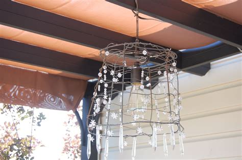 Make Your Own Light Fixture Rustic Outdoor Decor Ideas Rustic Crafts Chic Decor Renee S Clipboard On Hometalk Hometalk