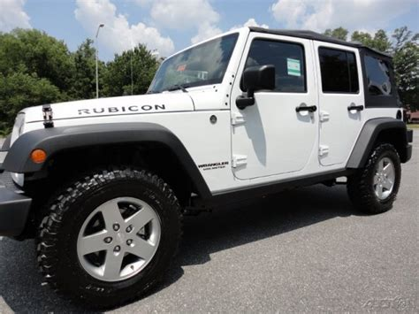 How Much Are Jeeps 2012 Jeep Wrangler Rubicon Review Top Speed