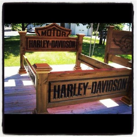 harley davidson headboard pin by tonya day on for the home pinterest