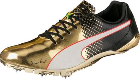 Sepatu Spike Gold sepatu spikes