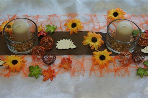 Sonnenblumen Tischdeko by Tischdeko Herbst Sonnenblumen Tischdeko Shop