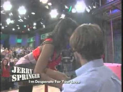 attack of the cousins the jerry springer show it was the greatest one stand the jerry springer