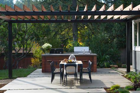Charmant Amenager Une Cuisine Exterieure #2: contemporain-terrasse-et-patio.jpg