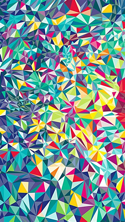 wallpaper iphone pattern colorful kaleidoscope pattern wallpaper free iphone