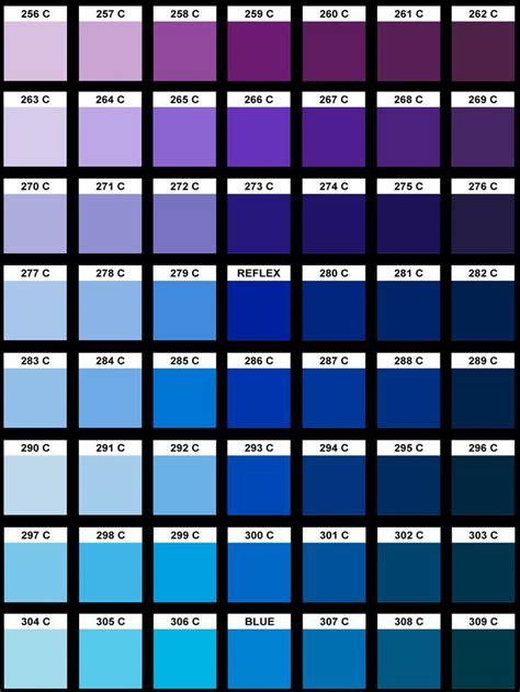 blue color chart pantone colour chart pesquisa color pantone