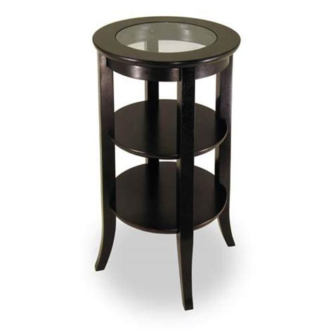 tall accent table tall round accent tables bellacor