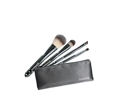 Hasna Set quartet brush set black1 1 hasna