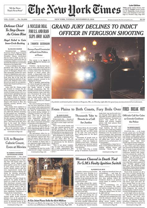free photo newspaper front page free image on pixabay 433597 newspaper front pages covering ferguson missouri today business insider