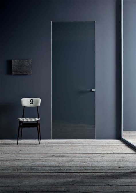 invisible hinges trimless door frame lualdi door