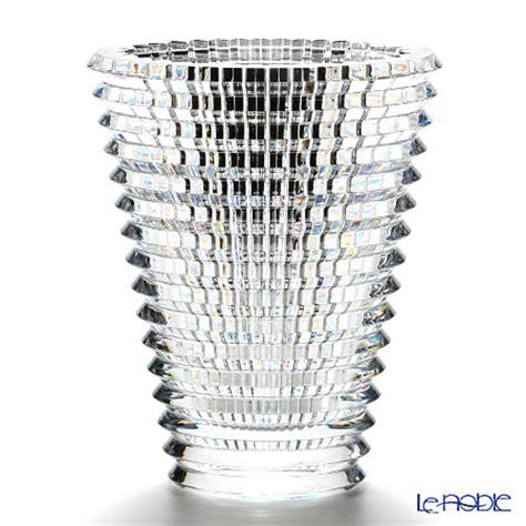 Baccarat Eye Vase by Le Noble Baccarat Eye Oval Vase Clear 2 805 865