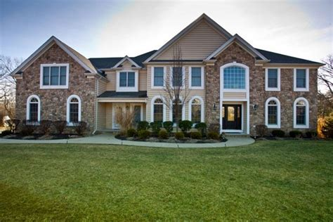 jersey house luxurious custom colonial 810 devon lane branchburg nj