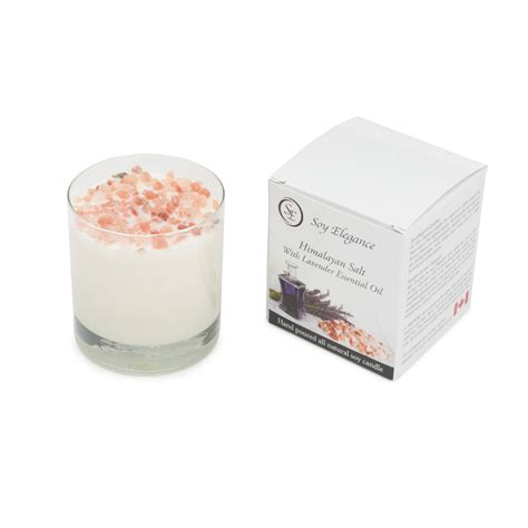 Himalayan Salt Ls Wholesale Suppliers by Himalayan Salt Soy Candle Soy Elegance