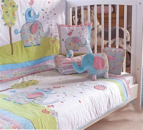 Baby Bedding Cot Bumpers Nursery Bedding And Curtains