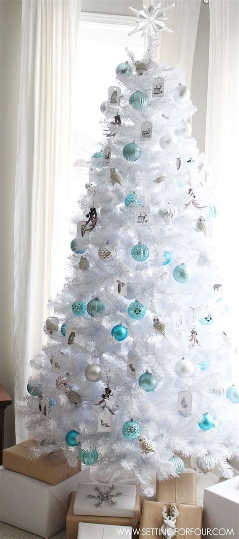 7 truly inspiring and glamorous christmas trees diy