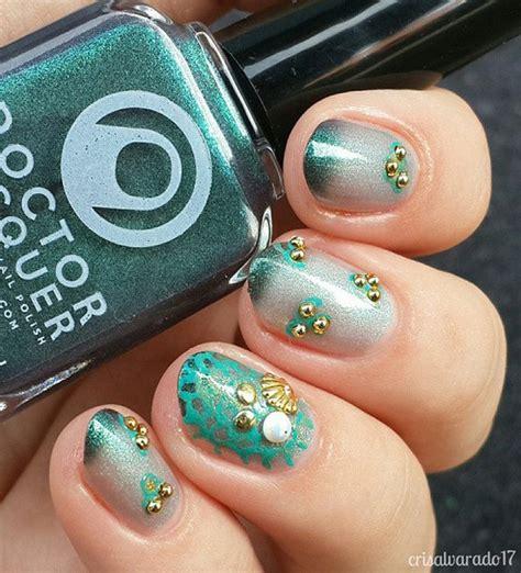 45 ocean nail art ideas art and design