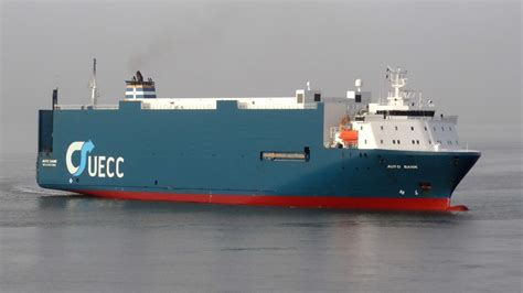 auto bank auto bank ro ro cargo ship bremerhaven 02 12 2013