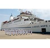 """Aitken Spence Brings """"Logos Hope"""" To Sri Lanka Again"""