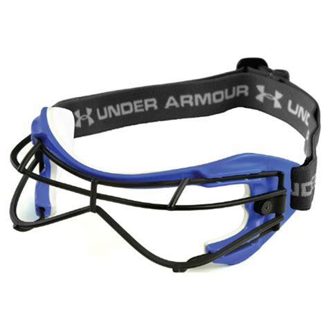armour charge 2 lacrosse goggles longstreth