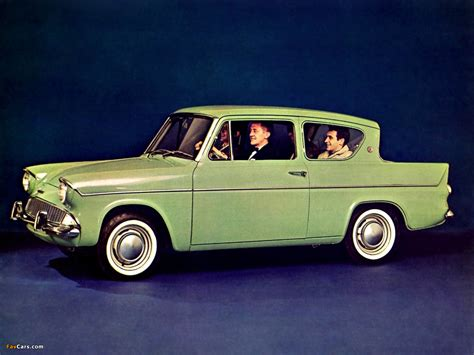 Ford Anglia Deluxe 105e 1959 67 Wallpapers 1280x960