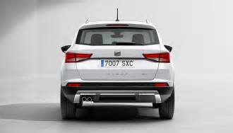 Blind Driving Experience New Seat Ateca The New Seat Suv Segment Seat