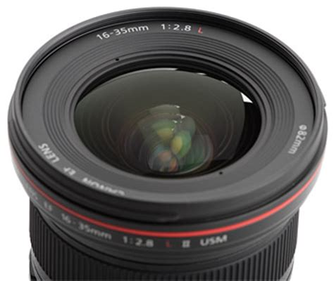 canon ef 16 35mm f/2.8l ii usm lens review