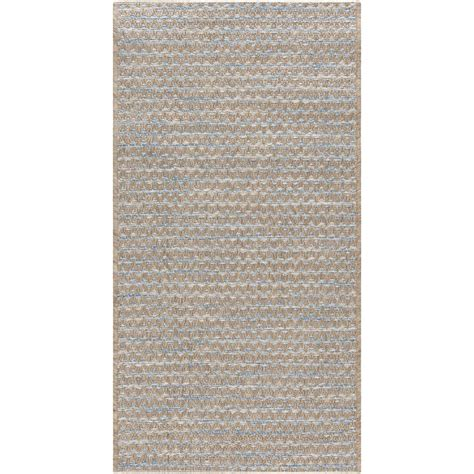 Surya Outdoor Rugs Surya Santa Sky Blue 2 Ft X 3 Ft 7 In Indoor Outdoor Area Rug Stz6009 237 The Home Depot