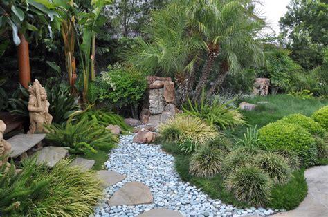 southeast asian garden