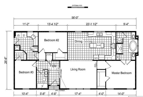Wilson Homes Floor Plans by Eagle River Double Wide Showcase Homes Of Maine Bangor Me