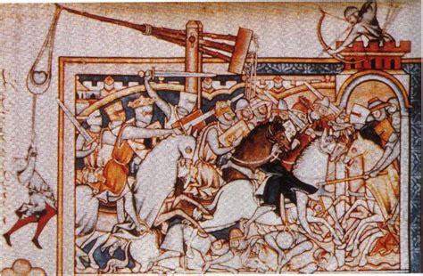 siege of carcassonne la bricole
