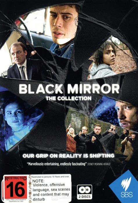 black mirror get out movie poster for black mirror the collection flicks co nz