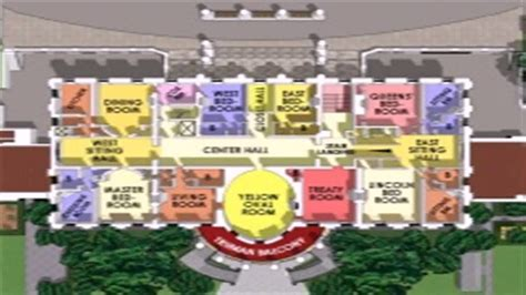 white floor plan floor plan of white house west wing